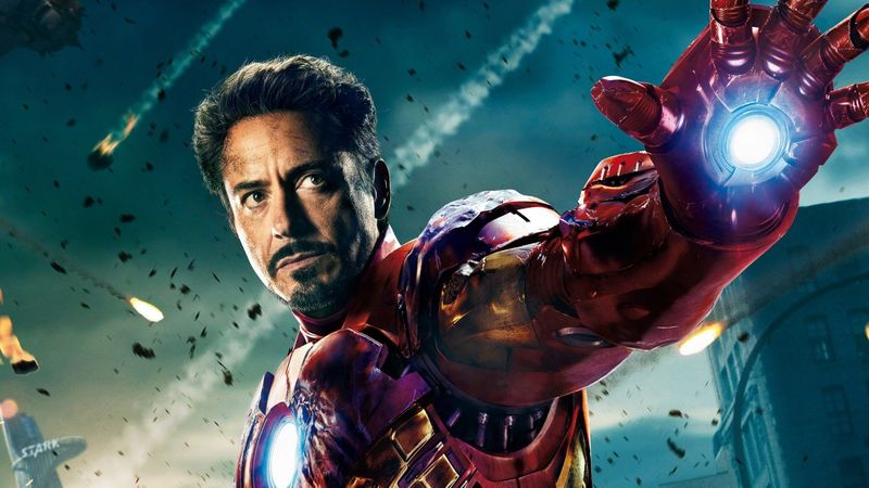 Iron Man Tony Stark