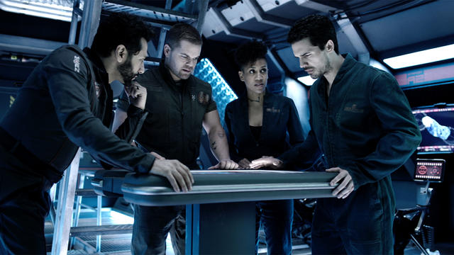 The Expanse Watch Online Syfy Wire