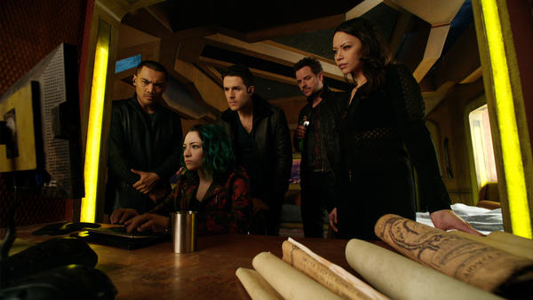 SYFY News – Dark Matter: Season 1 on Netflix | SYFY