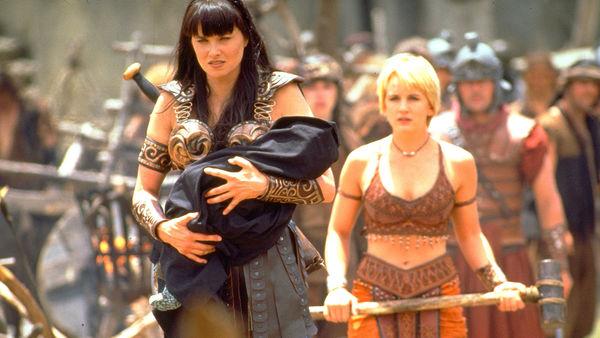 Xena: Warrior Princess Recap – Amphipolis Under Siege | SYFY