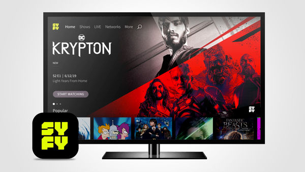 SYFY Blog News – New SYFY App for Fire TV and Apple TV Users