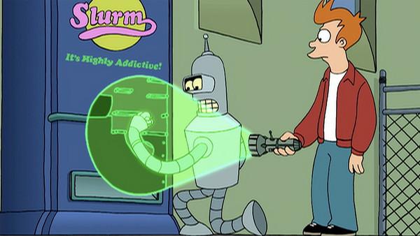 Futurama Recap – Fry and the Slurm Factory | SYFY
