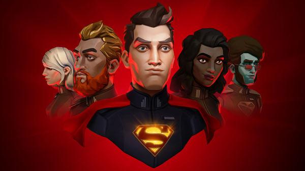 Krypton News – Descendants of Krypton: Create Your Own Krypton Hero