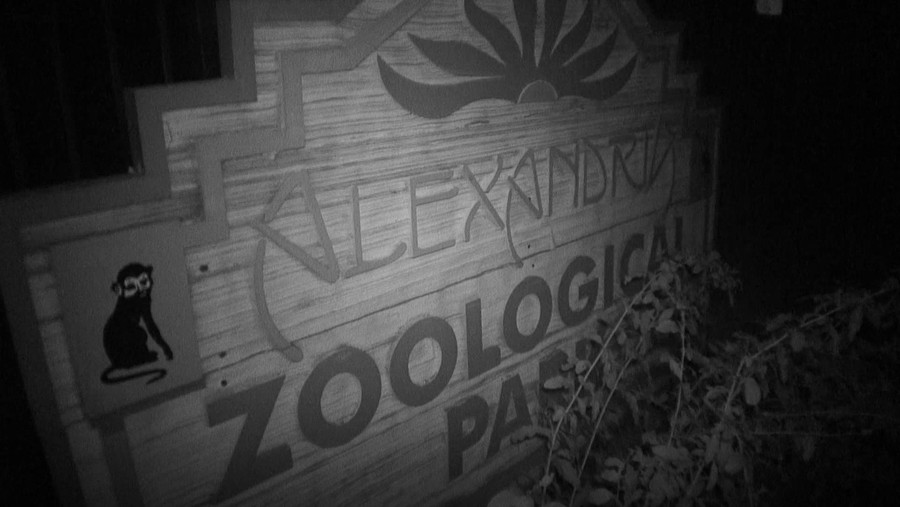 Haunted Alexandria Zoo in Alexandria, Louisiana