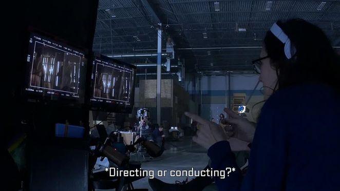 Behind the Scenes: Seeing is Believing
