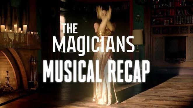 The Magicians - Musical Recap