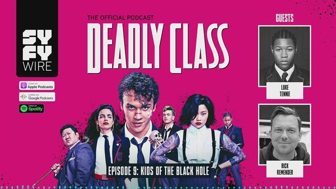 Deadly Class – Show | SYFY