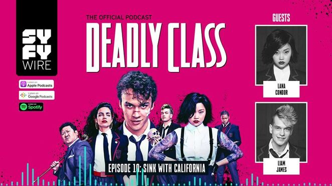 Deadly Class - Official Podcast Episode 10