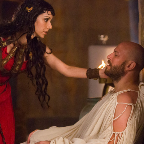 Olympus TV Series - See all Pictures Now! | Syfy