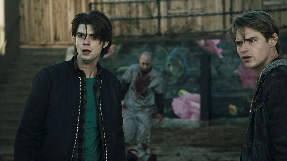Day of the Dead: SYFY teases zombie TV series at Comic-Con@Home 2021