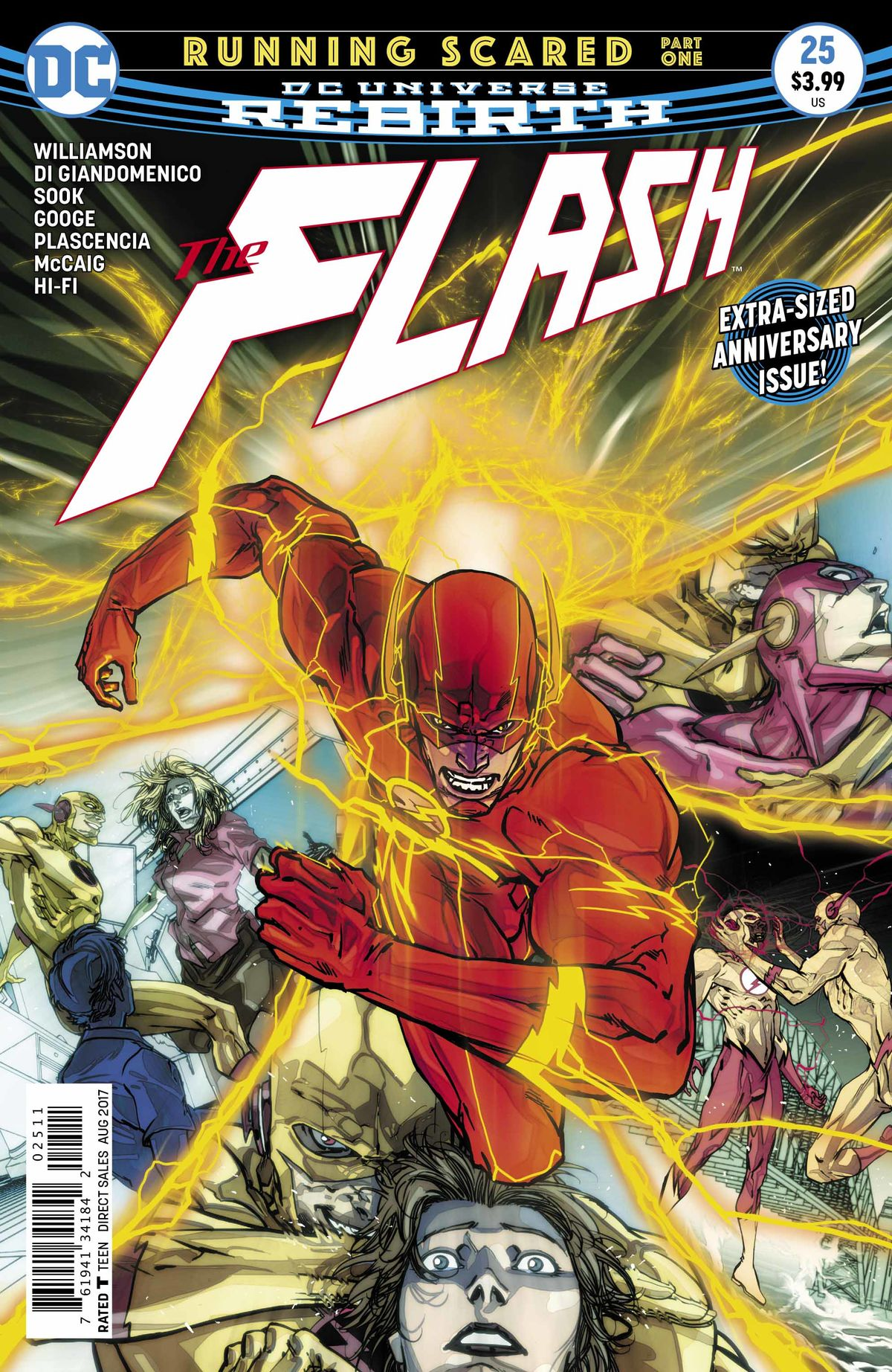 DC Comics' The Flash: Reverse-Flash aims to kill Barry's