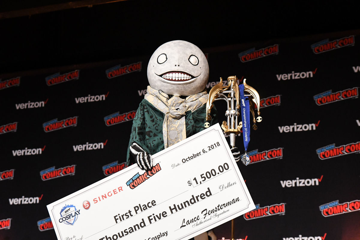 NYCC Championships of Cosplay winners will blow your mind