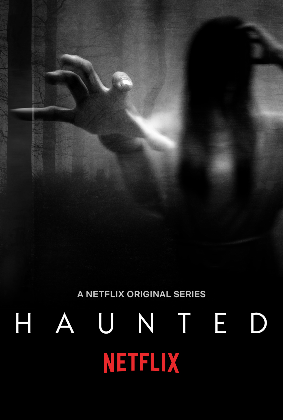 Netflix's new series Haunted tells your true horror stories