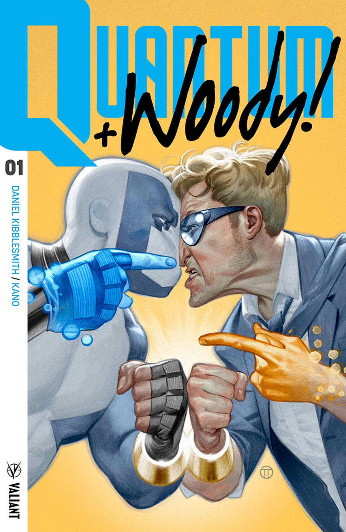 Valiant Comics Icons relaunch Icons