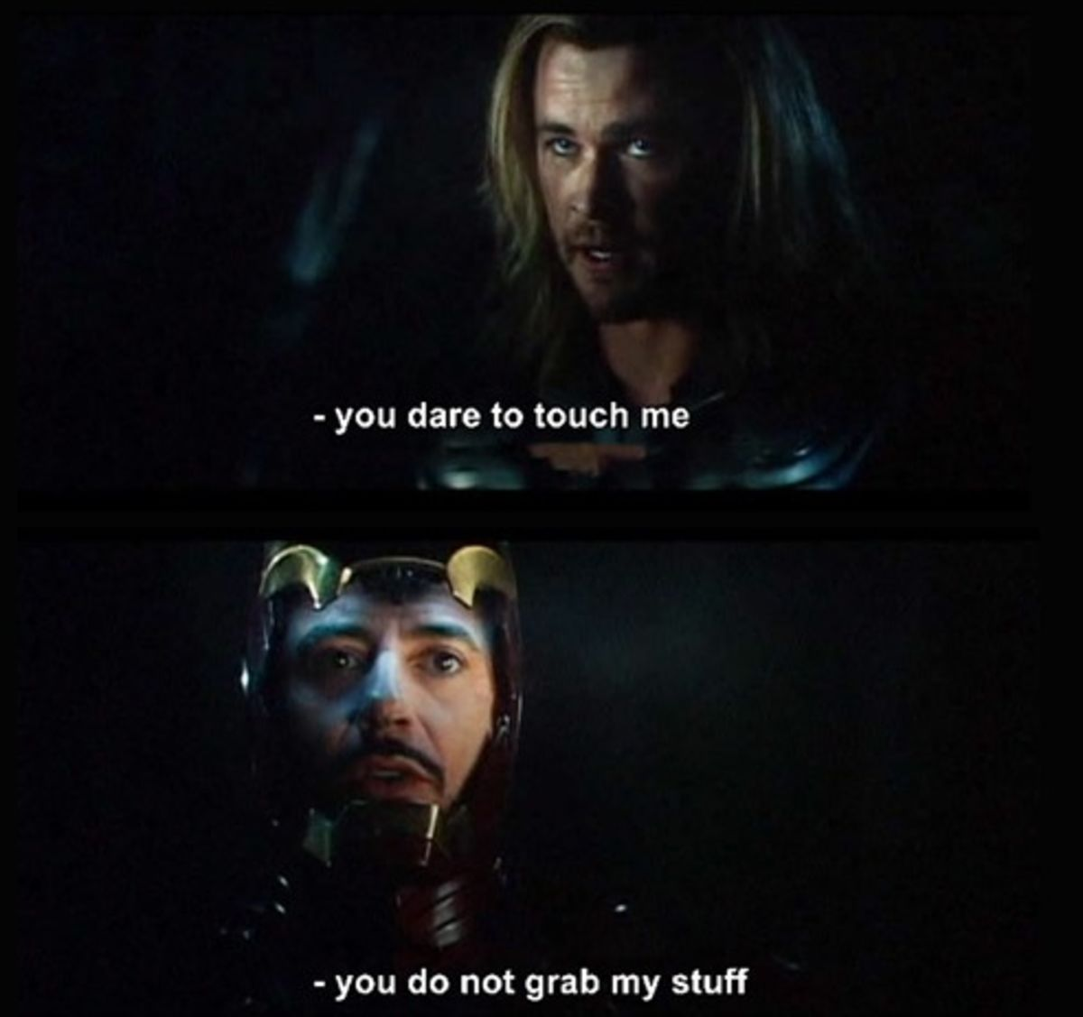 The Avengers is way funnier with these Chinese bootleg subtitles