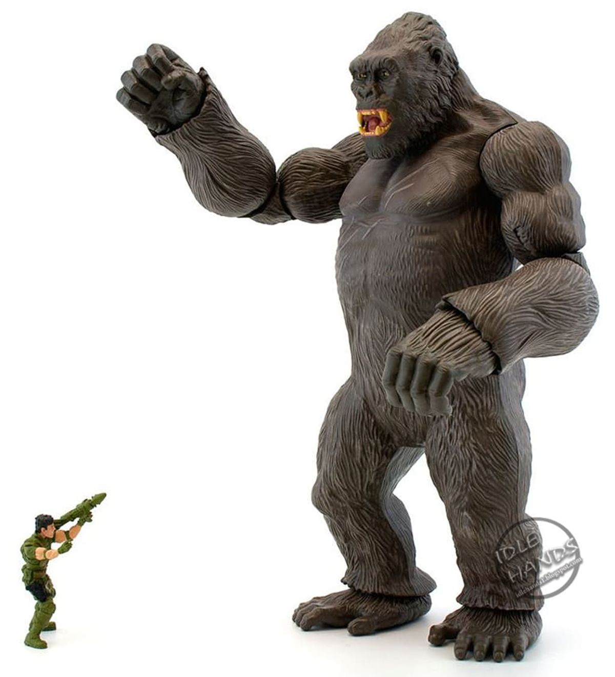 Get A First Look At The Skullcrawlers In Toy Images For Kong