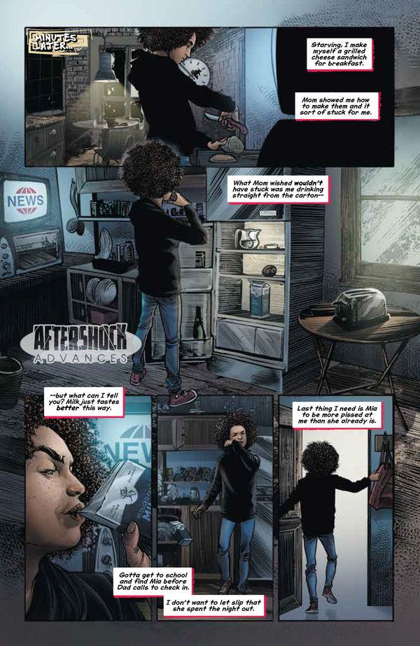 Lollipop Kids #1 Page 3