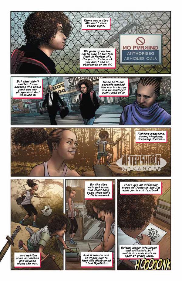 Lollipop Kids #1 Page 6