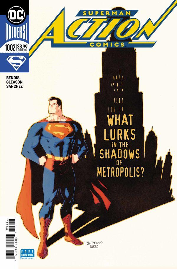 Action Comics #1002 Superman