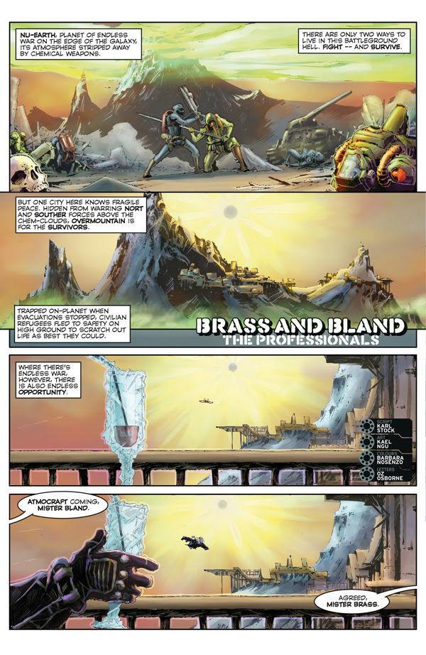 2000AD Villains Page 3