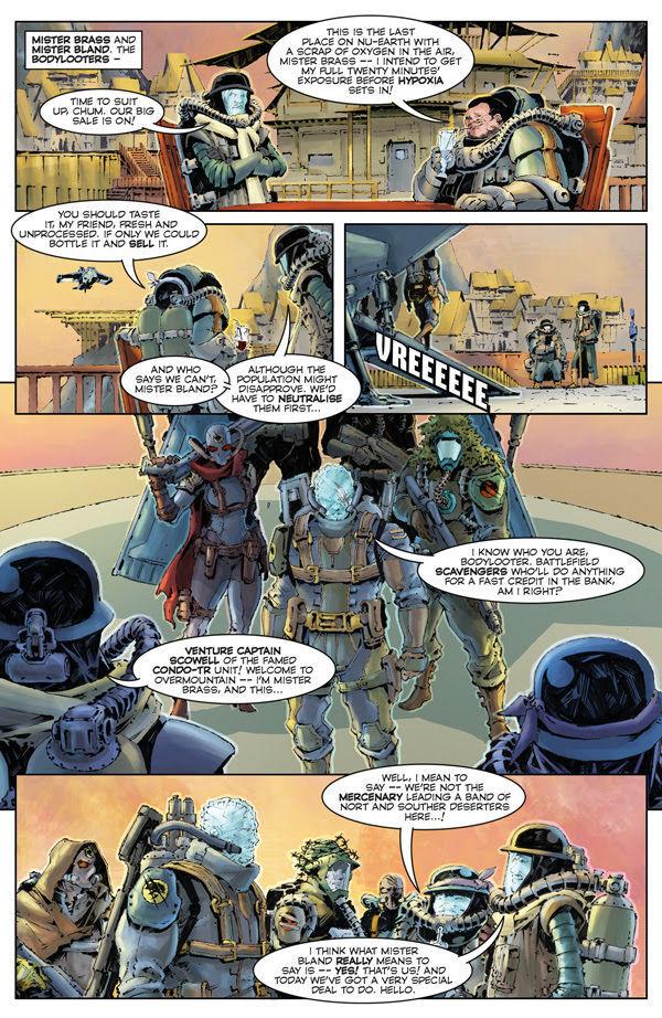 2000AD Villains Page 4