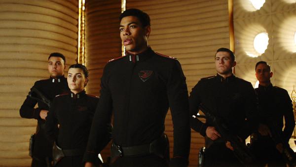 Krypton Photos – Civil Wars: Season 1, Episode 6   SYFY