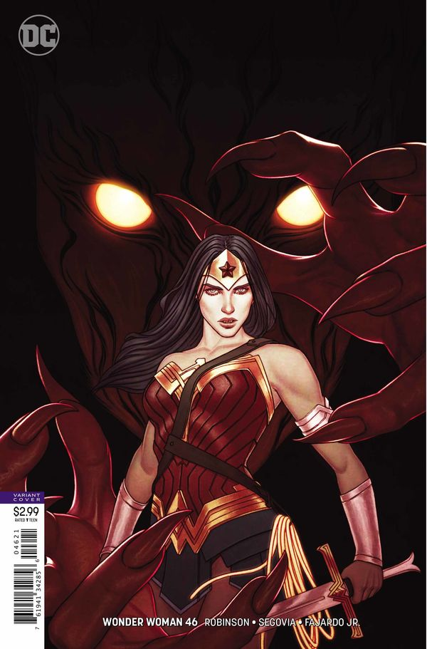 Wonder Woman #46 Cover Variant
