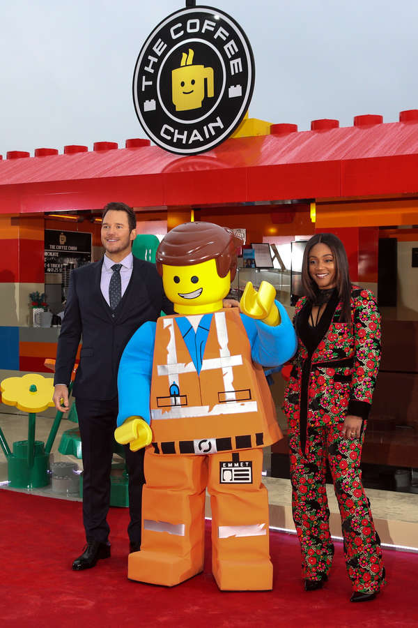 Lego Movie 2 Coffee Shop