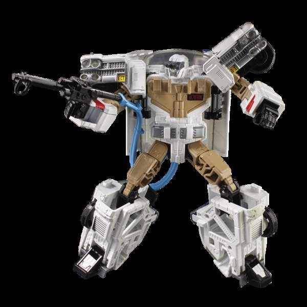 ghostbusters transformer toy