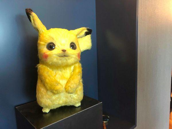 Detective Pikachu S Trailer Scenes Reveal A Furry Deadpool Esque