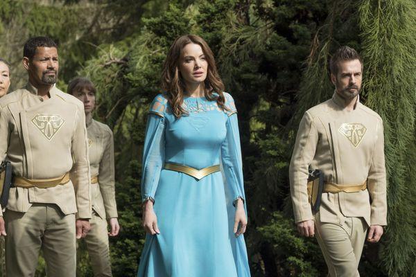 Supergirl Season 3 Finale Mon-El