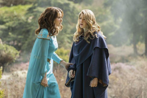 Supergirl Season 3 Finale Alex