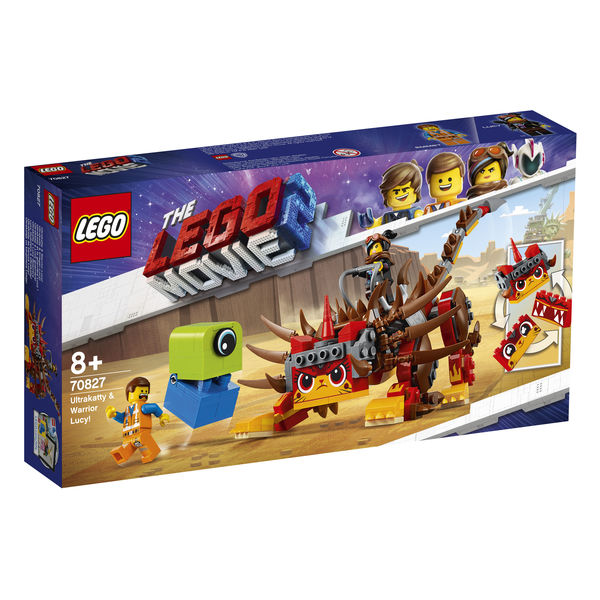 New Sets For The Lego Movie 2 The Second Part Tease New Characters