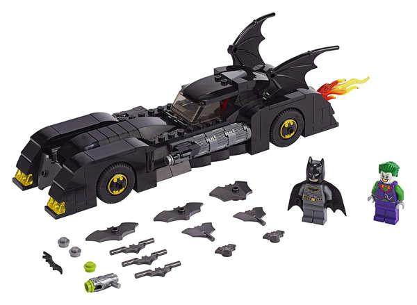 batman anniversary LEGO set 2