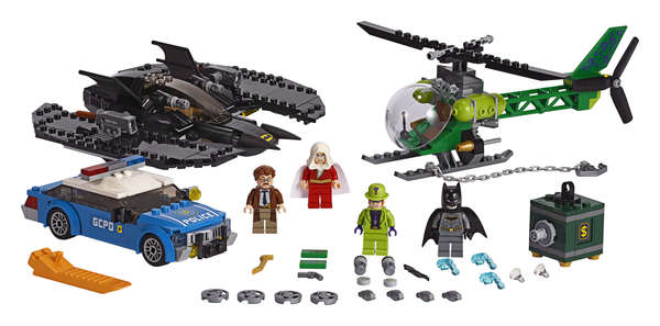 batman anniversary LEGO set 3