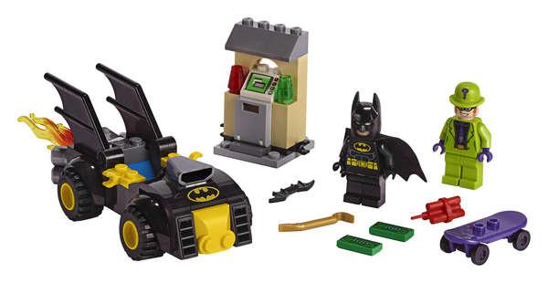 batman anniversary LEGO set 6