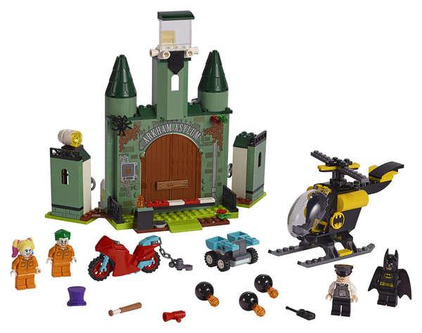 batman anniversary LEGO set 5