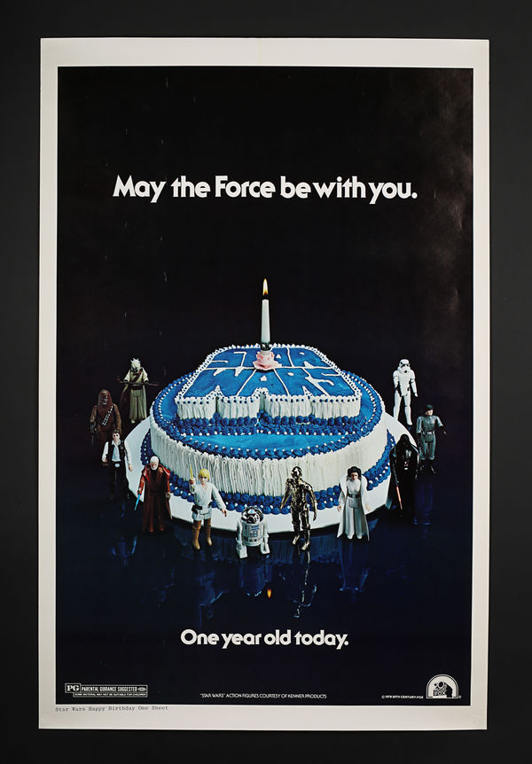"STAR WARS US ""Birthday"" Poster"