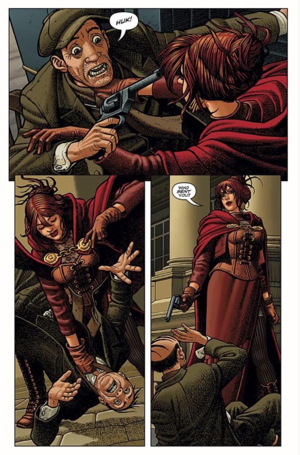 Image result for adler #1 comic