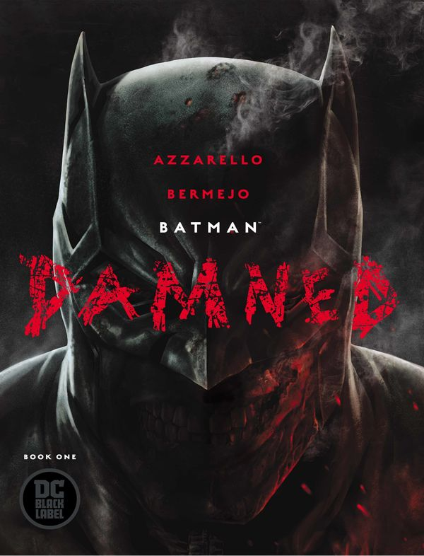 Batman Damned #1 Cover