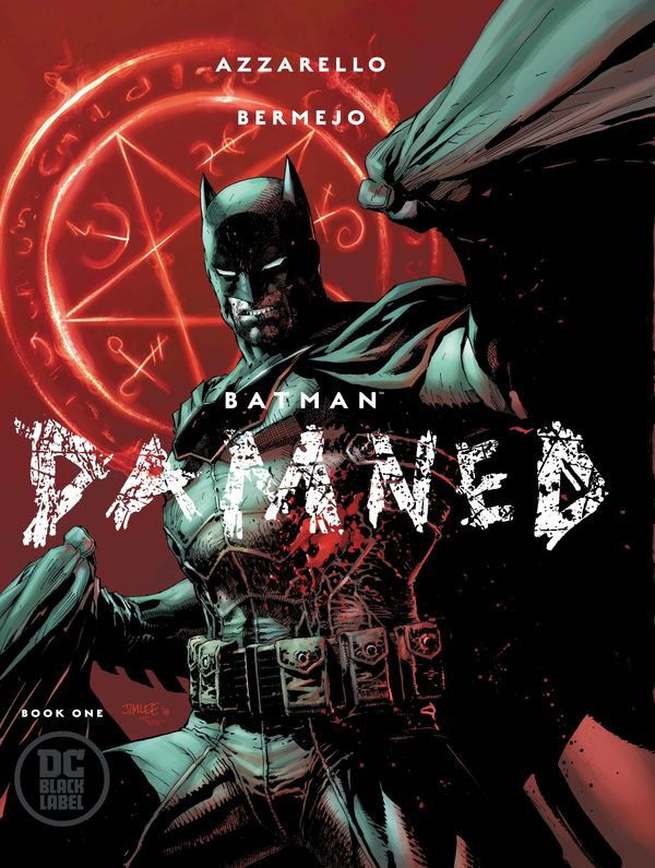 Batman Damned #1 Variant Cover