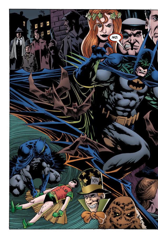 Batman Kings of Fear #2 Page 2