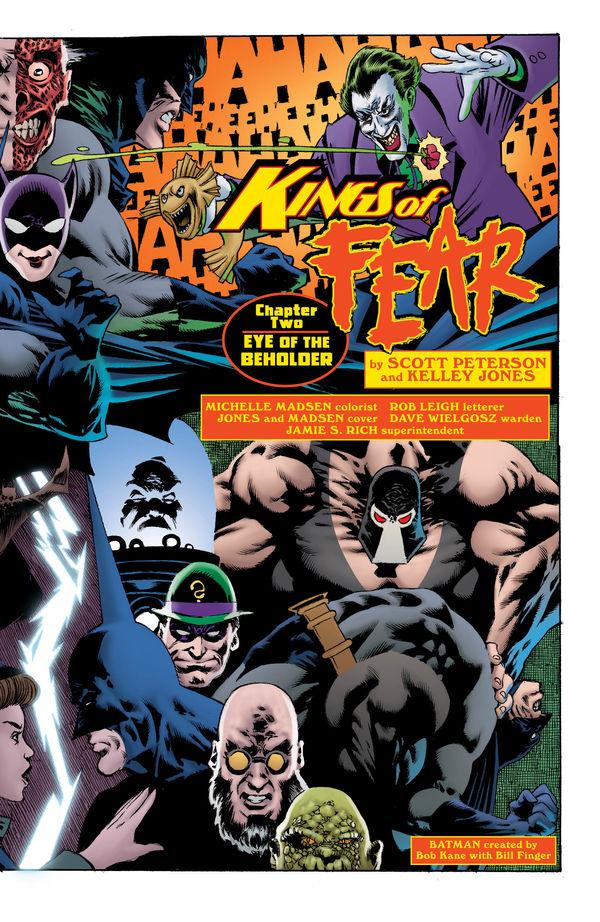 Batman Kings of Fear #2 Page 3