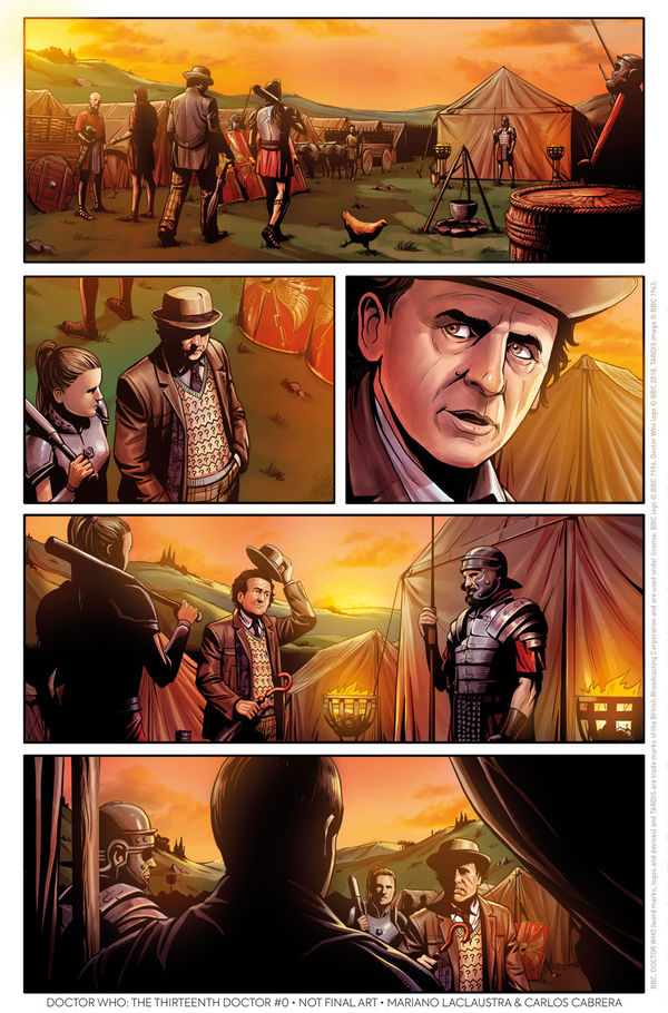 Doctor Who 13th Doctor #0 Page 3