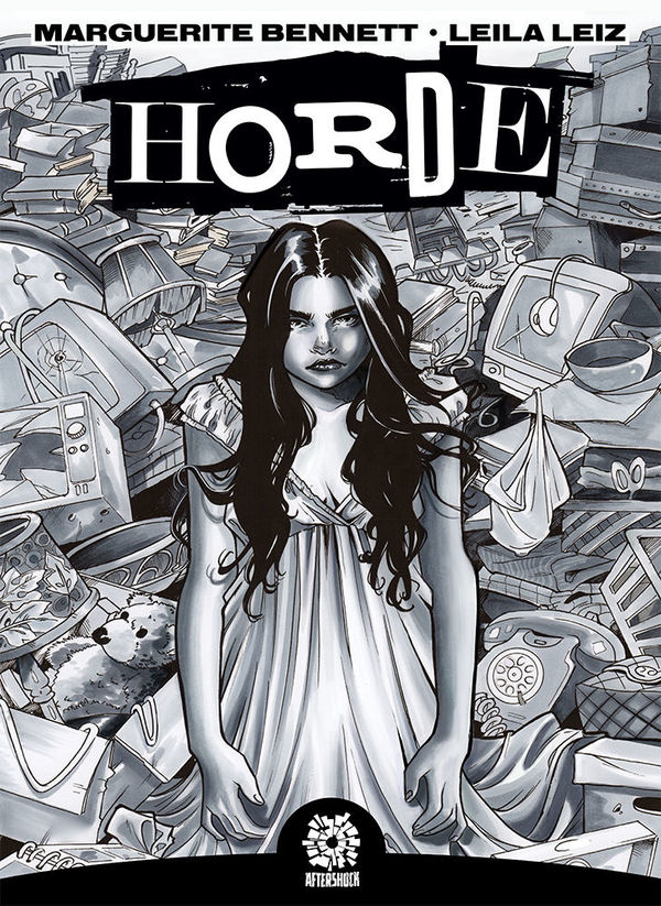 Horde #1 Cover