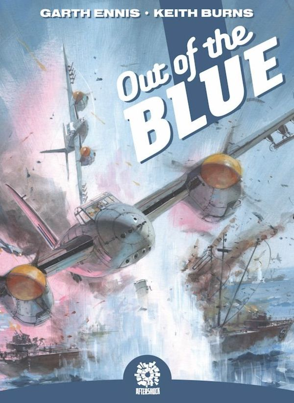 Out of the Blue #1 Cover