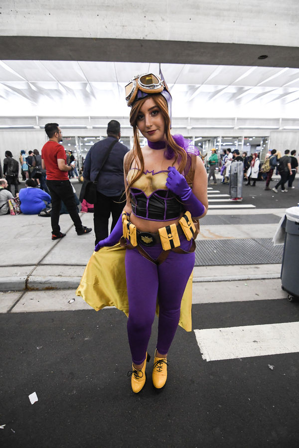 Spider-Man again leads cosplay at NYCC Day 3 | SYFY WIRE