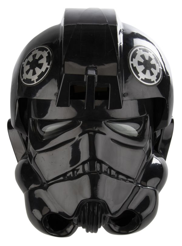 T.I.E. Fighter Helmet from the original Star Wars