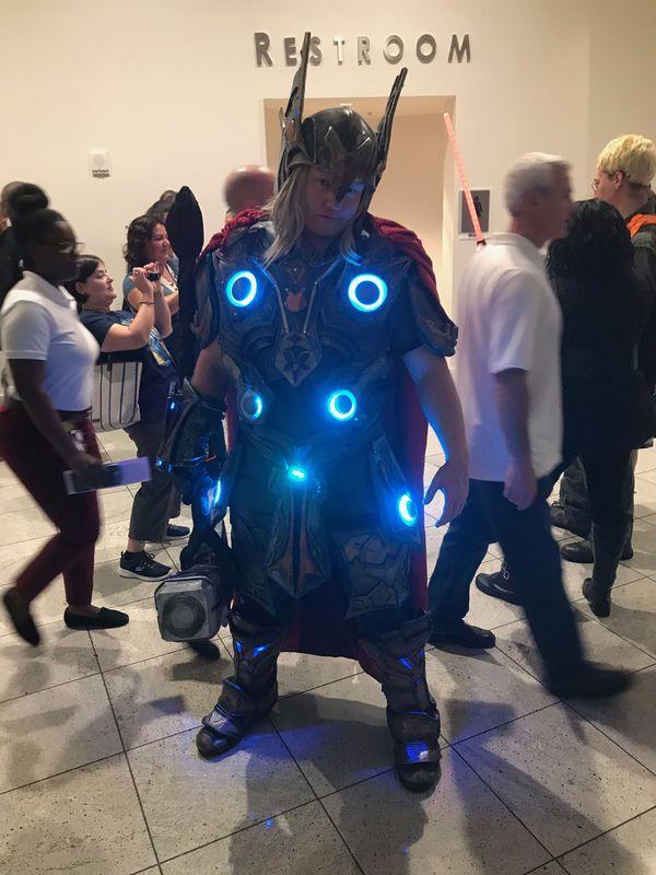 Thor with Lights.JPG