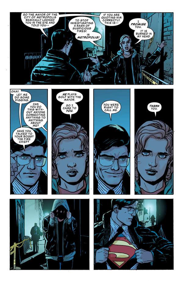 Action Comics #1005 Preview 1